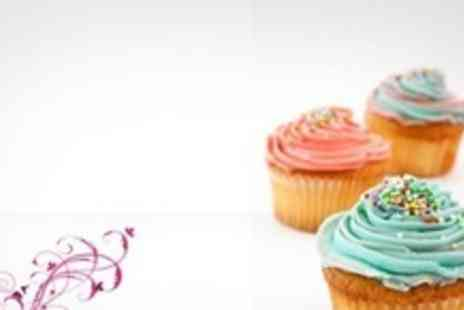 The Hampstead Cake Company - Three Hour Cupcake Decoration Class - Save 55%