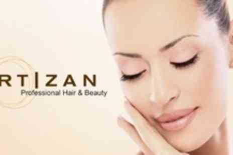 Artizan Professional Hair - Dermalogica Facial, Body Conditioning Treatment, and Thermal Reflexology Treatment - Save 77%