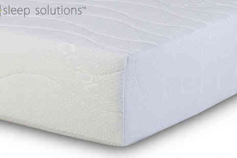 One Holding - GelMemory Pocket Sprung Mattress - Save 65%