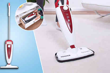 Hoover - Upright Steam Cleaner - Save 63%