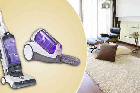 Hoover - Cylinder or Upright Vacuum - Save 63%