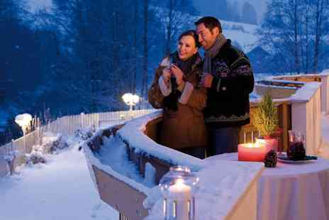 Wellness Refugium - Two nights half board in South Tyrol including spa access and more - Save 61%