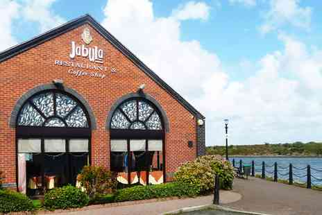 Jabula - Three Course South African Dinner for two - Save 42%