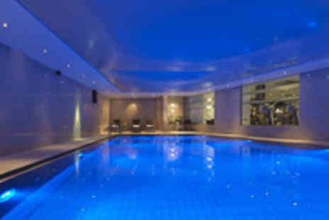 Radisson Blu Edwardian - Deluxe Spa Experince with a Choice of Treatment and Afternoon Tea or Lunch with Champagne - Save 19%