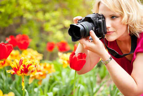 Frui - Introduction to Digital Photography Workshop for One  - Save 68%