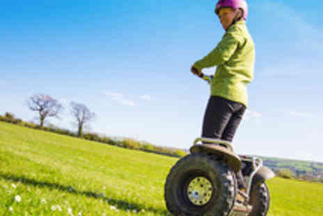 ACF Teambuilding - Thrilling Segway Experience for One - Save 60%