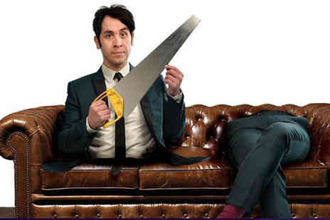 Solihull Arts Complex - Ticket to the Pete Firman Trickster comedy show  - Save 53%
