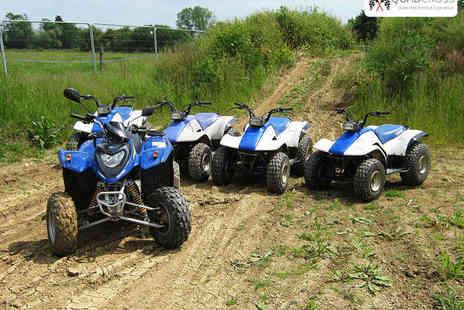 KJB Quad Cross - Quad Biking Experience - Save 67%