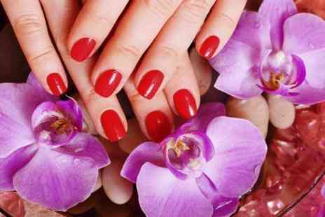 Shake & Bake Bournemouth - Shellac Manicure or Pedicure or Both  - Save 0%