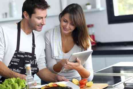The Textile Workshop - Choice of Cooking or Baking Classes  - Save 68%