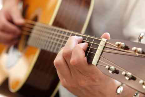 Guitar Academy - Guitar or Bass Lessons  - Save 0%