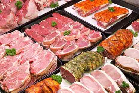 Banable Butchers - £20 Towards Meat Produce  - Save 45%