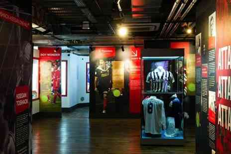 Liverpool FC - Entry to Liverpool FC Story Museum With Pizza  - Save 39%