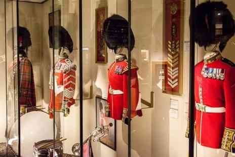 The Guards Museum - Entry at  The Guards Museum For One  - Save 40%