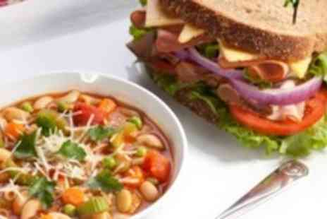 Collectables - Light Lunch For Two Plus Store Voucher - Save 61%