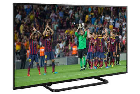 "THENEWPC - Panasonic 50"" Widescreen 1080p HD LED TV - Save 27%"