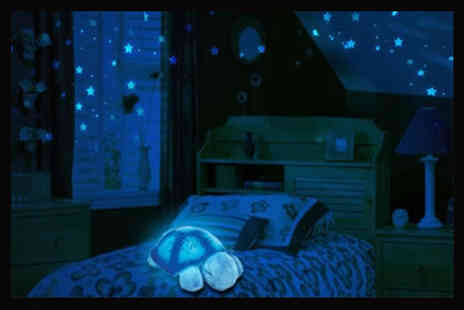Sconto Deal - Turtle LED Star Projector Nightlight - Save 64%