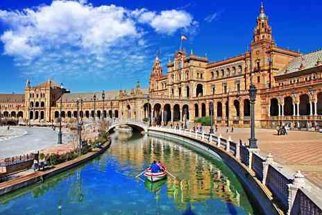 iFly Holidays - Two night Seville escape including flights - Save 34%