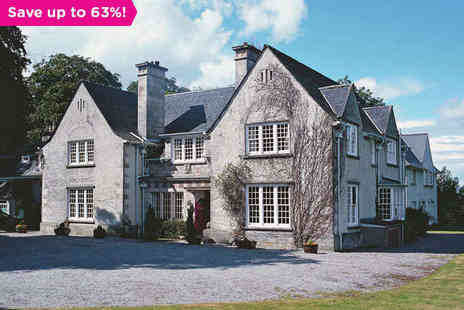 Knockomie Hotel - Romance and Spectacular Scenery in the Scottish Highlands - Save 63%