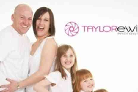 Taylor Ewins Photography - Group Photo Shoot With Framed Print - Save 86%