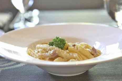 Caffe Amare - Pasta and Soft Drink For Two  - Save 40%