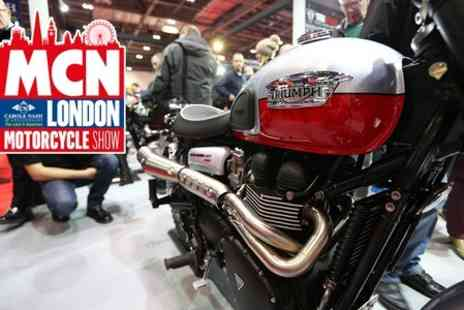 The Carole Nash MCN - Entry to The Carole Nash MCN London Motorcycle Show - Save 9%