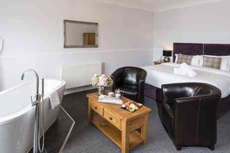 The Boat Hotel - One Night Stay For Two With Breakfast  - Save 38%