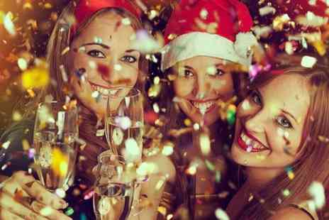Rainton Meadows Arena - Christmas Party Night With Meal For One - Save 48%