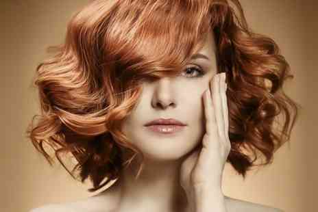 Lifestyle Salons - Cut and Blow Dry With Moroccanoil Treatment  - Save 53%