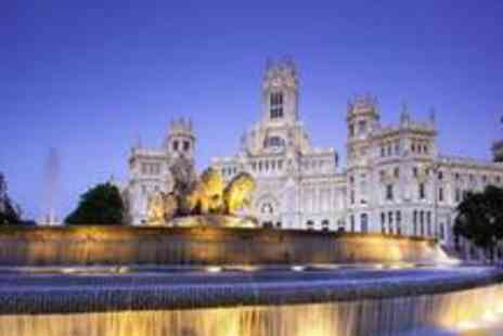 Greendot Holidays - Three night city break in Madrid with accommodation - Save 47%