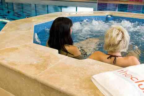 The Club Hotel -  Spa Day with Treatments & Lunch - Save 56%