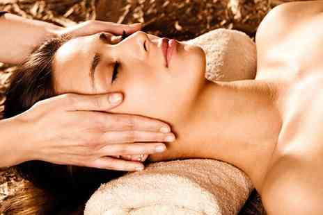 The Beauty Salon - Three sessions of microdermabrasion facial  - Save 77%