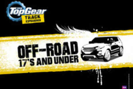 Top Gear - BBC Top Gear Under 18s Off Roading Experience - Save 0%
