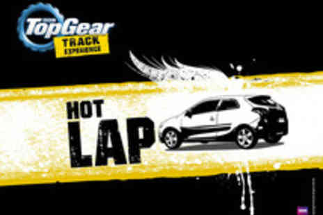 Top Gear - BBC Top Gear Hot Lap Track Experience - Save 0%