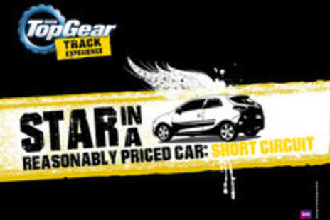 Top Gear - BBC Top Gear Star in a Resonably Priced Car Short Circuit Track Experience - Save 0%