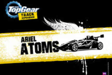 Top Gear - BBC Top Gear Ariel Atom Track Experience - Save 0%