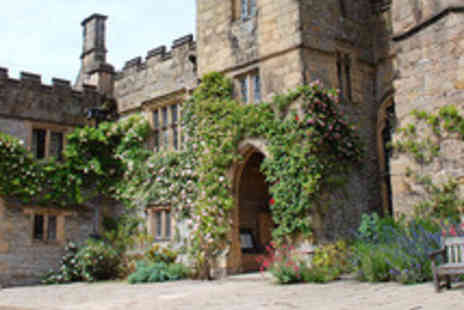 Haddon Hall - Entry to Christmas at Haddon Hall for Two - Save 50%