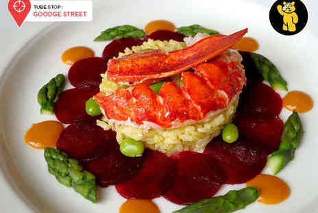 Elenas LEtoile - Two Course Lunch for Two - Save 57%