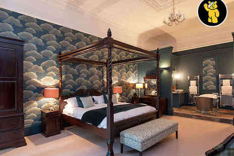 No11 - One Night Edinburgh Boutique Getaway for Two with Breakfast Daily and a Three Course Dinner on One Evening  - Save 58%
