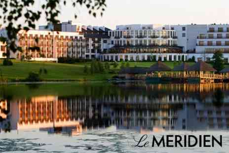 Le Meridien Vilnius - Three Nights in Lithuania for Two With Full Use of Leisure Facilities and a Round of Golf - Save 50%