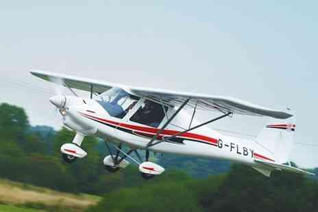 Fly By Light - Introductory Flying Lesson For One  - Save 0%