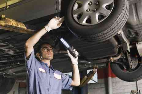 P & P Motors - Winter Car Service and Health Check  - Save 74%