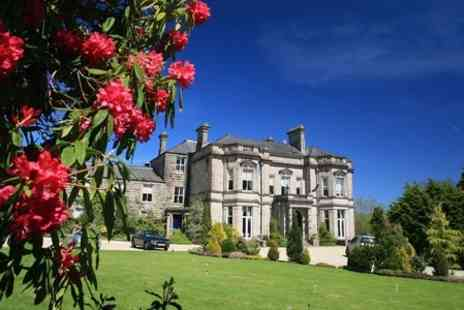 4 Star Tre-Ysgawen Hall & Spa - Four star Anglesey Stay with Breakfast, Spa Access and a Glass of Fizz - Save 34%