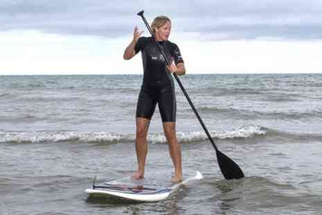 Baker Academy - Two Hour Paddleboarding Class For One - Save 0%