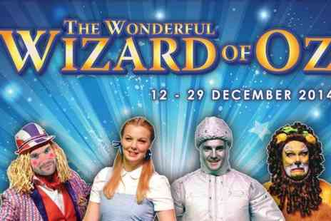 The Wizard of Oz - Pantomime Ticket For One  - Save 50%