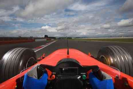 The Race Centre - One Hour Session To F1 Driving Simulator For Two - Save 50%
