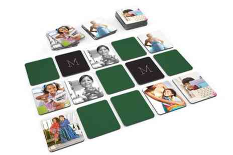 Dreambooks - Personalised Memory Match Game  - Save 60%