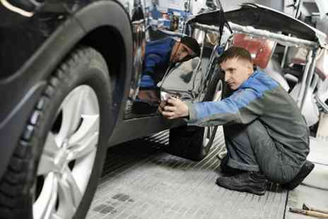 Trade Motors Direct - Winter 52 point check, anti freeze & screen wash Plus a tyre check & tyre pressure top up - Save 57%