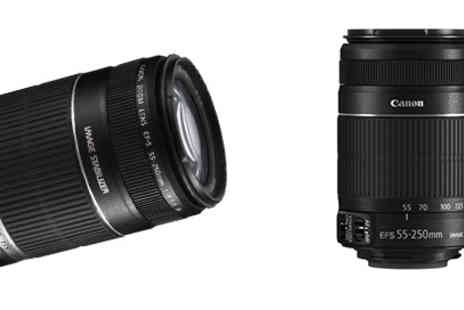 Sydney Trading - Canon EF S 55 250mm f/4-5.6 IS Lens - Save 61%