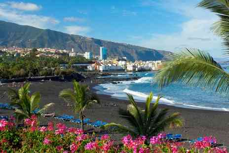 Tenerife Academy - Two weeks in a seafront apartment with 2 hour lessons every weekday and more - Save 30%